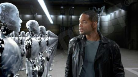 Will Smith I Robot the Movie Sonny Slobots.com