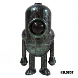 Carl 5 Galaxy Vector large robot sculpture