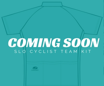 SLO Cyclist Official Team Cycling Kit - Coming Soon