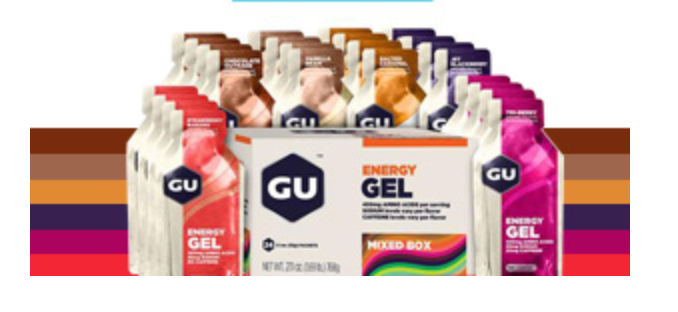 gu energy discount codes and coupons