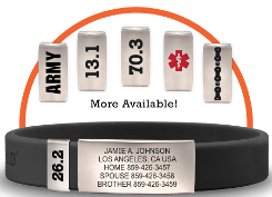 Personalize Your RoadID with New Badges! - Images to Accessorize