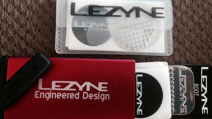 Lezyne Glue Less Patch Kits
