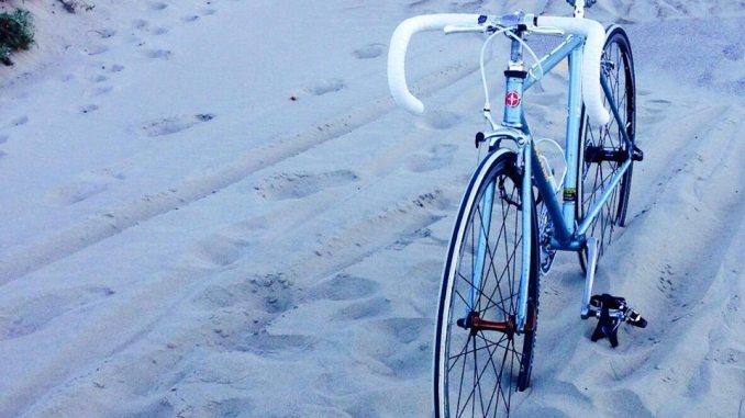 steel bike 1985 schwinn world sport