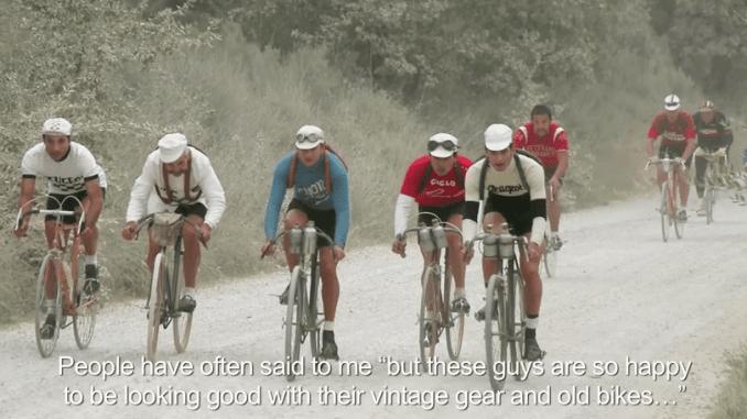 L'eroica bike ride paso robles, california