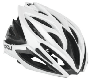 Best Bike Helmets Kali Phenom in White