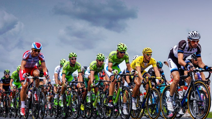 tour de france speeds in mph | how fast do pro cyclists ride