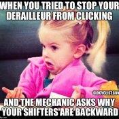 Funny Bicycling Memes | True Bike Meme | SLO Cyclist | Bike Memes Bicycles | Cycling Memes Hilarious