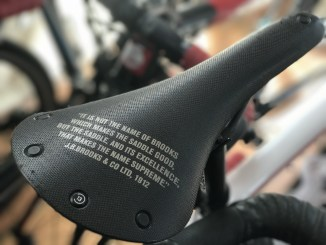brooks cambium c13 saddle