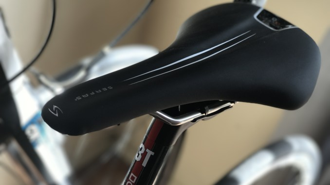 serfas variant comfortable saddle