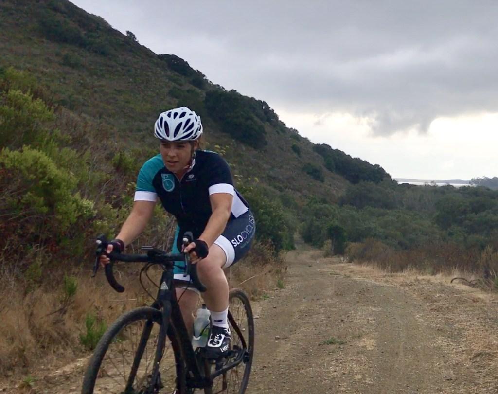 slo cyclist jersey and shorts stylish bike kit teal