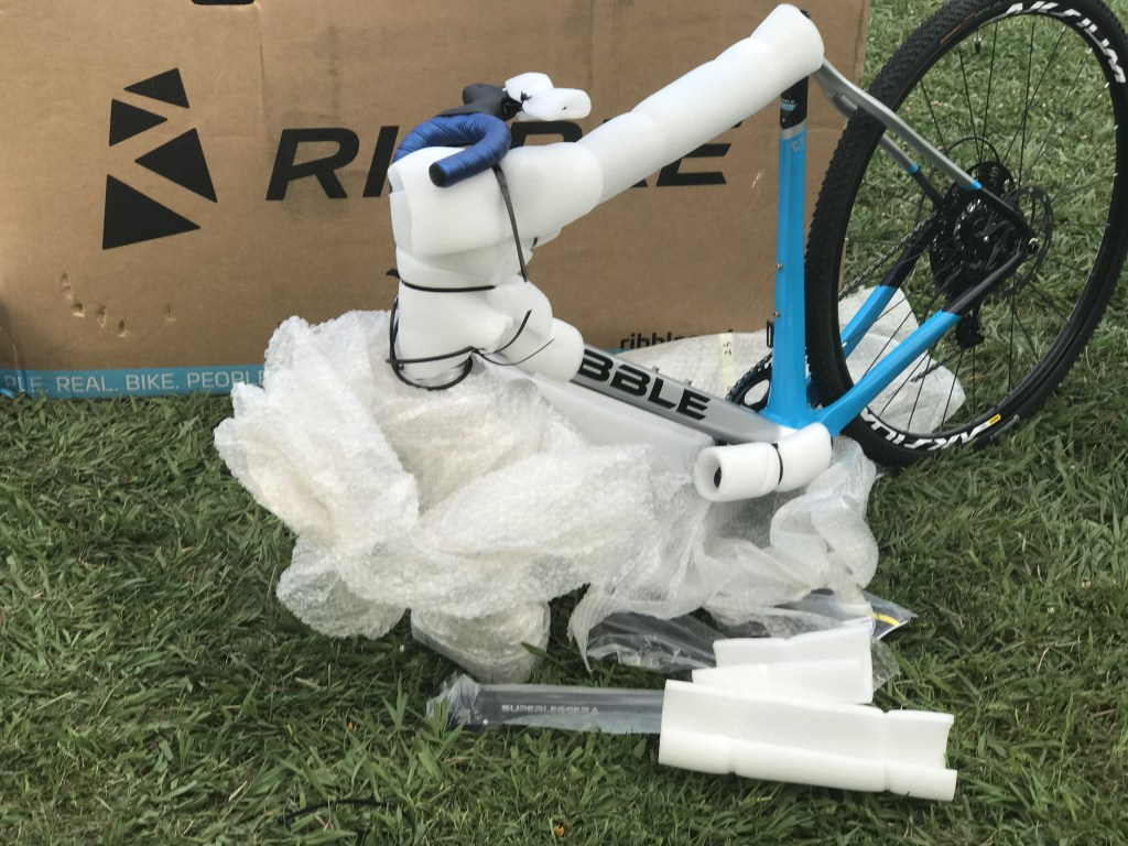 ribble cycles packaged bike cx5