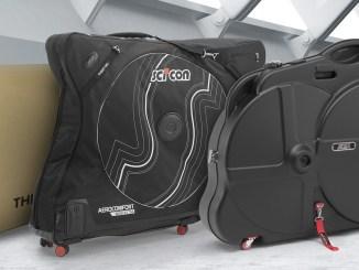 SCI Con bike bag vs box vs bike case info