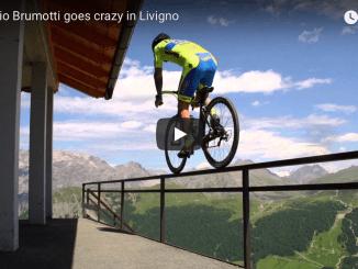 funny bike videos cyclist rides rail