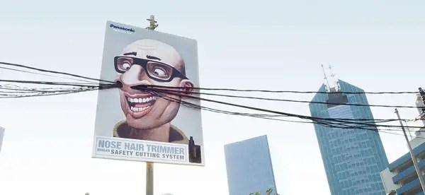 Panasonic mũi tông đơ: Baldy