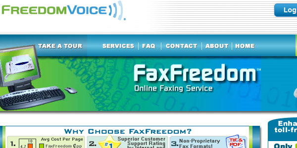 FaxFreedom
