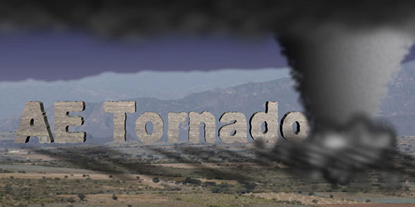 Create an After Effects Tornado