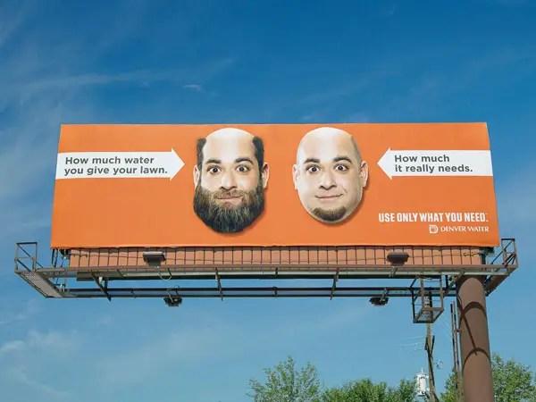 Denver Water: Beard