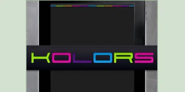 KOLORS iPad