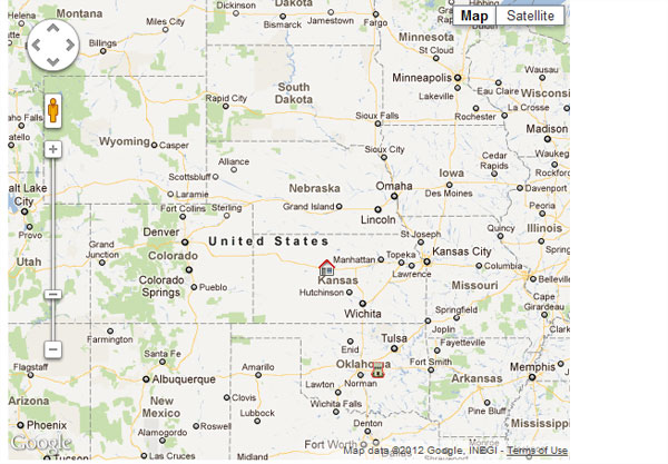 jQuery Map Marker Plugin