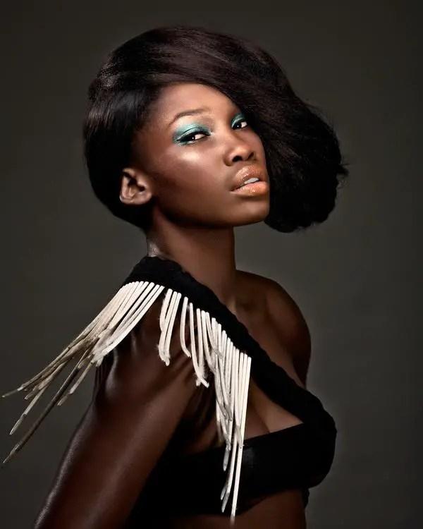 Stylish Light Brown Hair