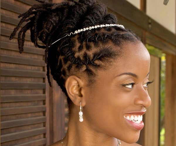 Strange 101 Ways To Style Your Dreadlocks Art Becomes You Short Hairstyles For Black Women Fulllsitofus