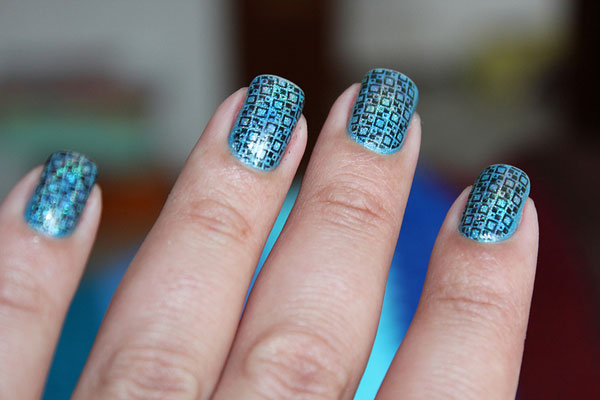 Konad Nail Art Designs 2017 Ideas Images Tutorial Step By Flowers Pics Photos Wallpapers