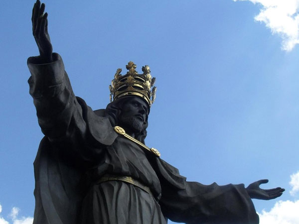 Crowned Black Jesus