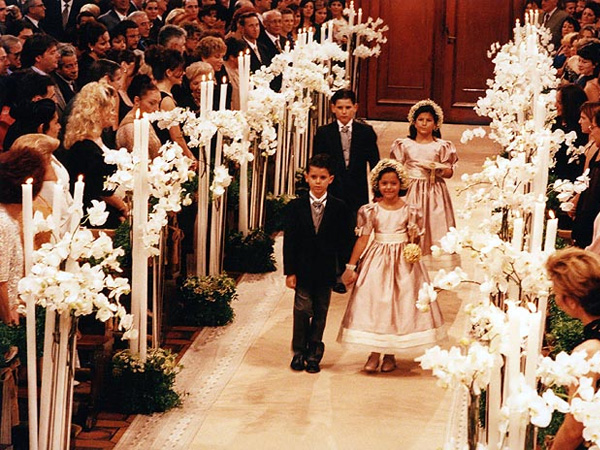 Church Pew Decorations For Wedding On With 1000 Images About Olga39s Pinterest 12