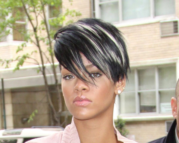 Highlights for short black hair images hair extension hair pictures of short black hair with blonde highlights the best 50 stylish highlighted hairstyles for black pmusecretfo Gallery