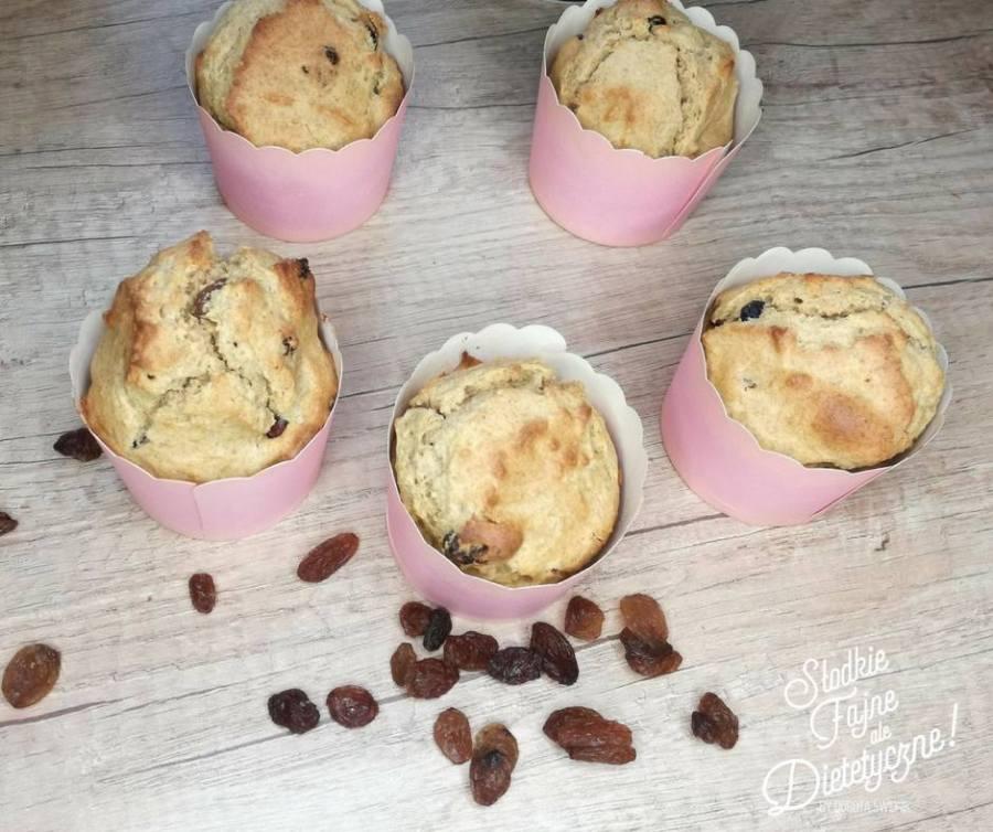muffinki z mąką kukurydzianą
