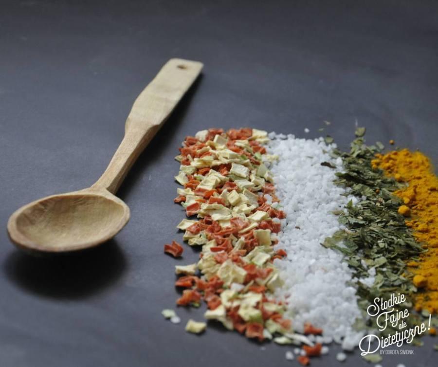 Zdrowe produkty niezbędne w kuchni