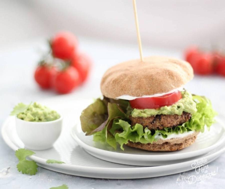 fit burgery z grilla