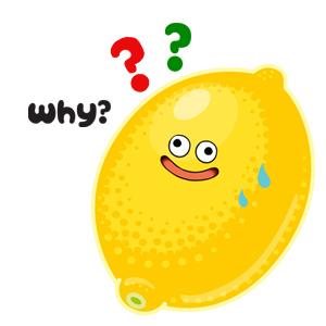 レモンくん 疑問