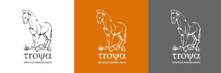 Logotipo Troya Servicios Inmobiliarios