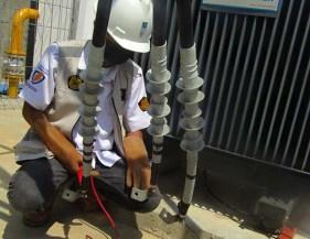 Tahanan Isolasi Kabel TM