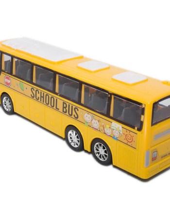 autobus vozila school bus zuti zadnja