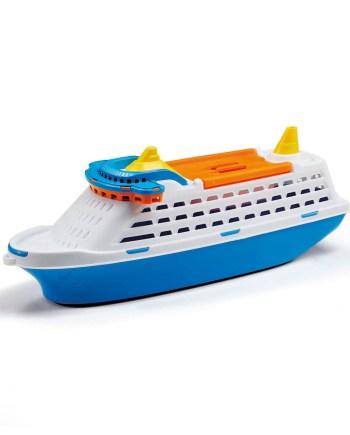 Plastični brod 40cm. Ovaj plastični brod idealan je za igru u vodi ili na otvorenom.