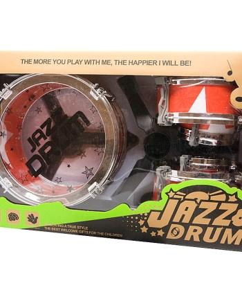 Igračka Bubnjevi u setu 5/1. Za svu djecu koja vole muziku i muzičke instrumente.