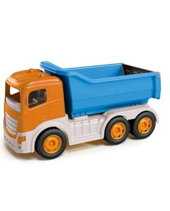 Igračka vozilo plastično, kamion kiper ili bager, multicolor 38cm.