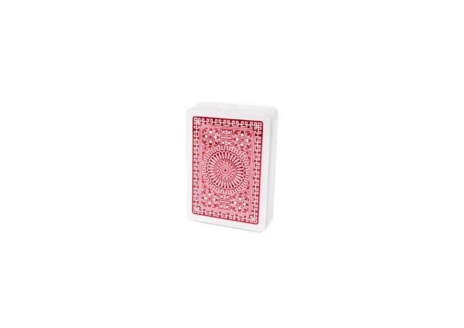 karte poker crvene modiano pozadina