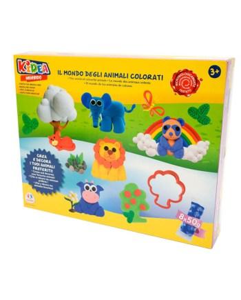 Modelirajuća pasta za djecu u šarenim bojama za razvoj dječje mašte i puno zabave.