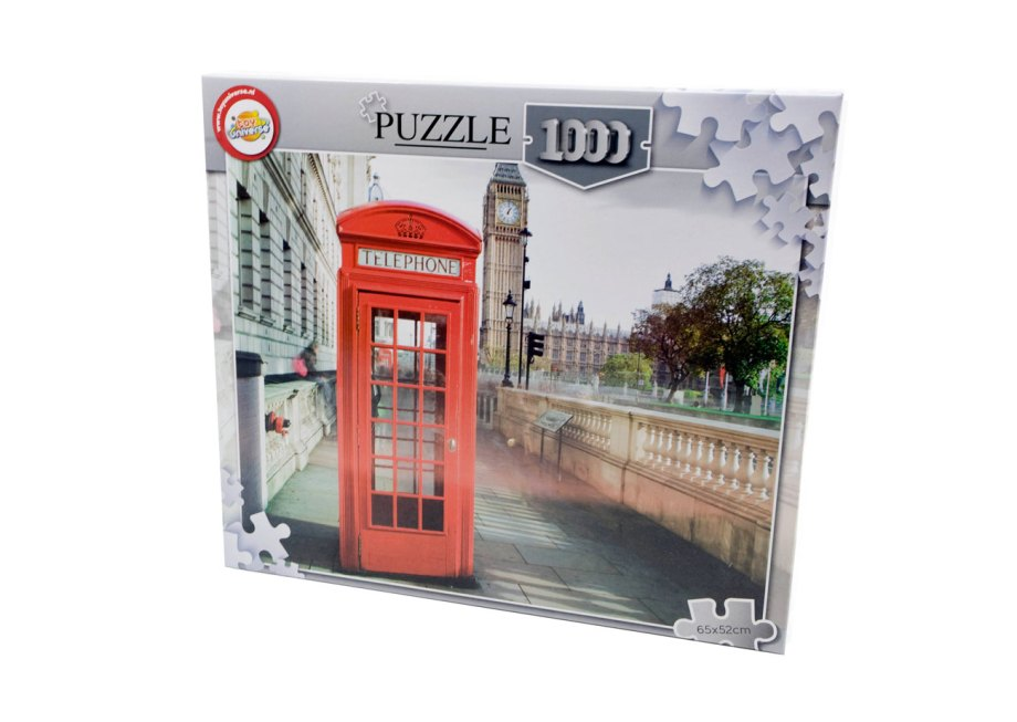 puzzle 1000pcs 65x52cm aondon