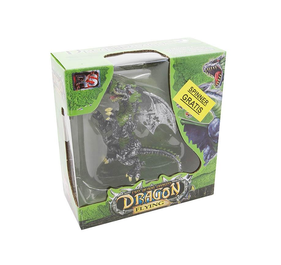 Igračka Zmaj Dragon, realistična figurica zmaja sa krilima koja se mogu pomicati.