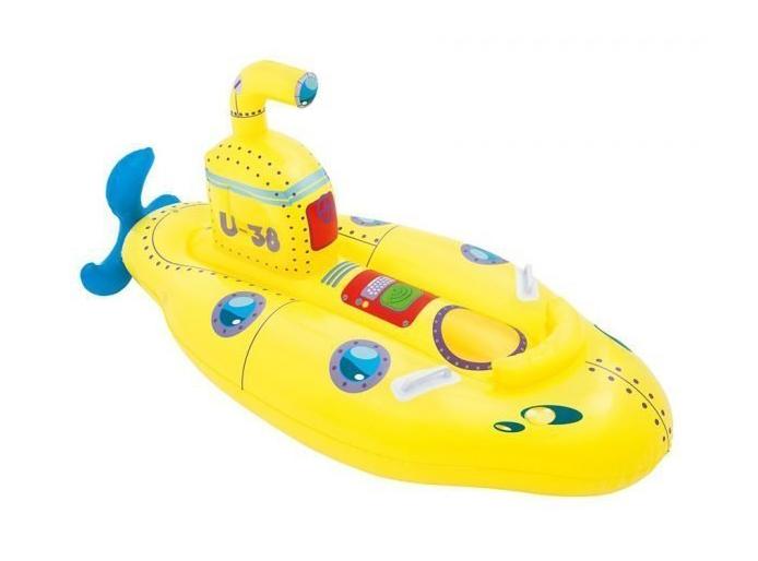 Podmornica na napuhavanje, dječji luftić za jahanje
