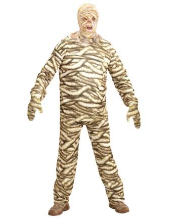KOSTIM Mumija je kostim namijenjen djeci od 11 do 13 godina. Savršen je za lude partije, proslave Halloweena ili karnevalske povorke.