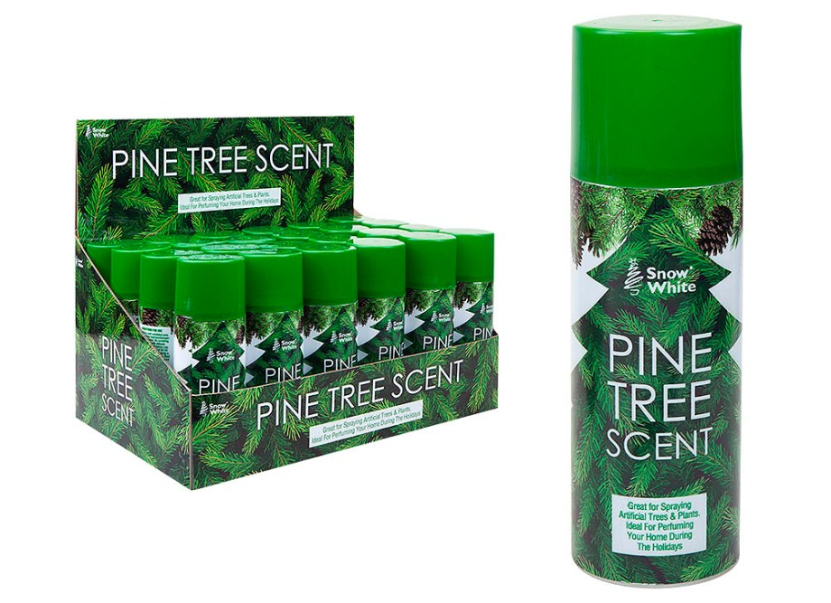 Sprej miris bora 250ml, Mirisni sprej Bor/Pine, Mirisni sprej idealan za špricanje umjetnih božićnih drvca, umjetnih biljaka.