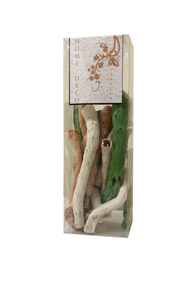 Potpourri, Home deco 100g, 3 mirisa. Potpourri je mješavina sušenih, prirodno mirisnih biljnih materijala