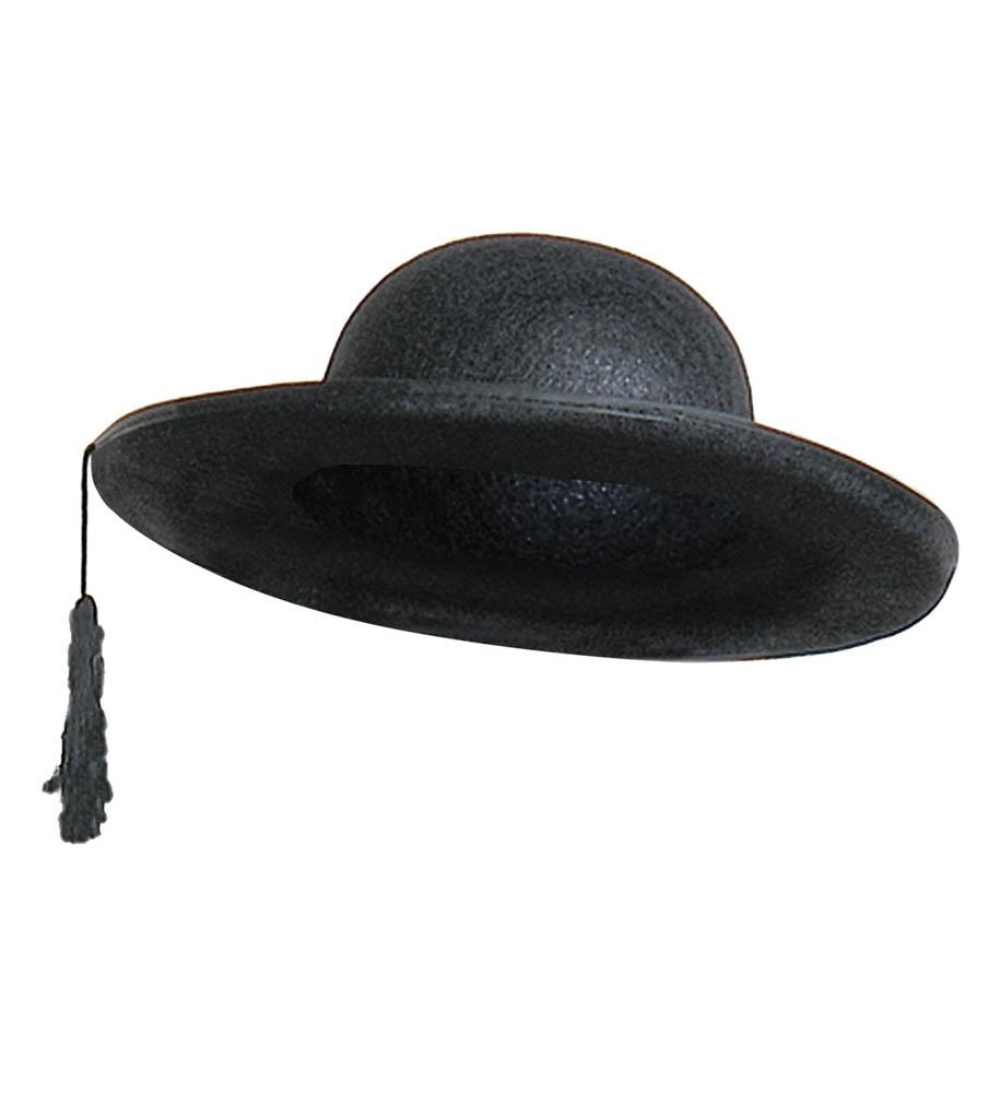 Karnevalski šešir za Svećenika, Šešir svećenik za odrasle. Savršena je za maskiranje, lude partije, proslave Halloweena ili karnevalske povorke.