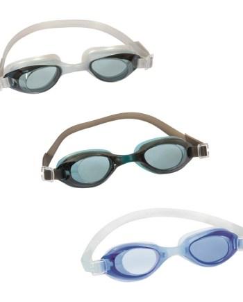 Naočale za more, naočale za plivanje, Activ Wear 14+ godina. Naočale su premazane posebnim slojem protiv magljivanja. Imaju leće u boji od polikarbona,s 100% UV zaštitom.