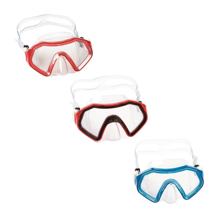 Maska za ronjenje, dječja maska za plivanje Sparkling Sea 7+godina. Ova maska za ronjenje namijenjena je osobama starijima od 7 godina.